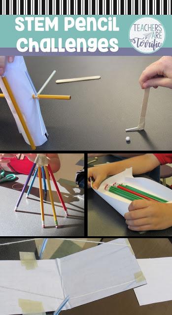 got pencils i have challenges teachers are terrific
