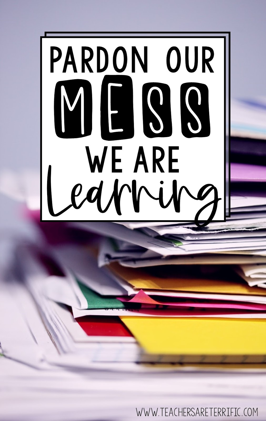 Ways to avoid those messes in your STEM Lab- check this blog post full of tips!