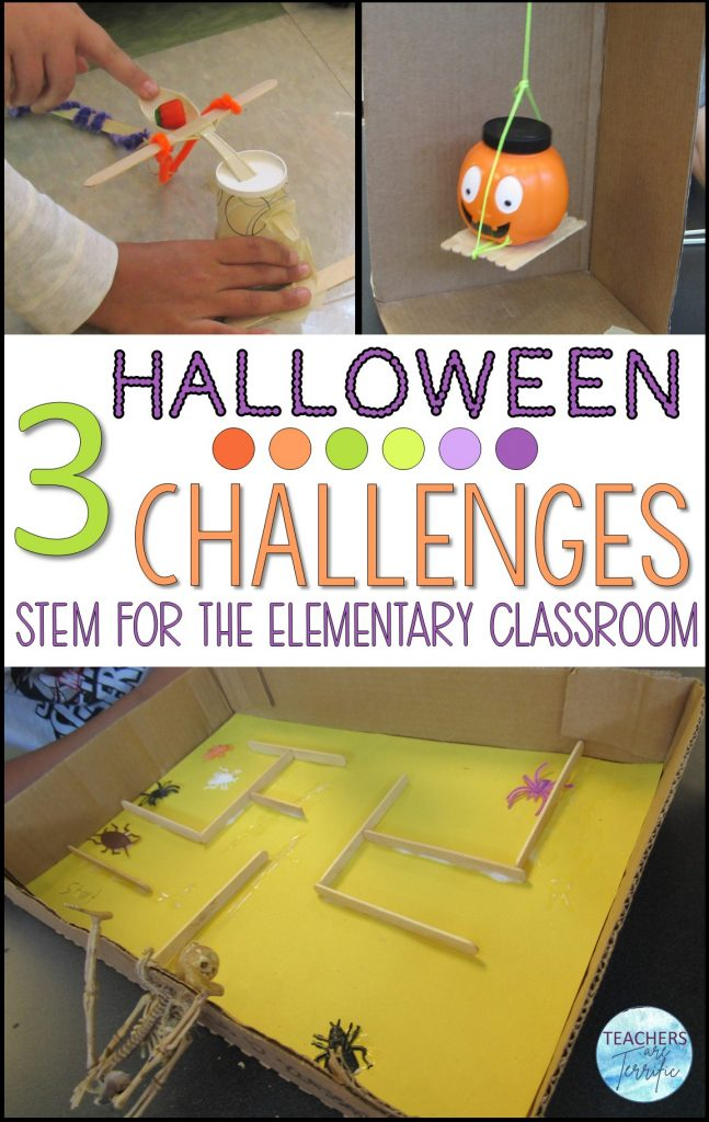 Tackling Halloween In Your Classroom Teachers Are Terrific