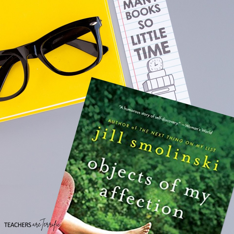 Objects of my Affection by Jill Smolinksi is the story of a woman hired to clean out a home who finds more than just a mess. Review on this blog post about two books you will love!