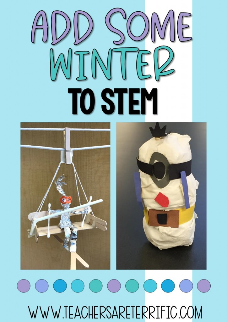 Add Some Winter Time To Your Classroom Teachers Are Terrific