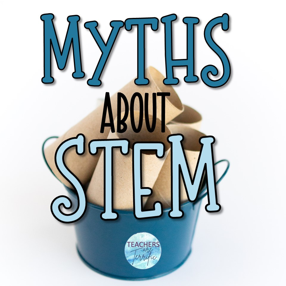 If you are ready to tackle STEM Challenges- this post is for you! Let's dispel some of those myths that are floating around. The post has tips and resource ideas for you!