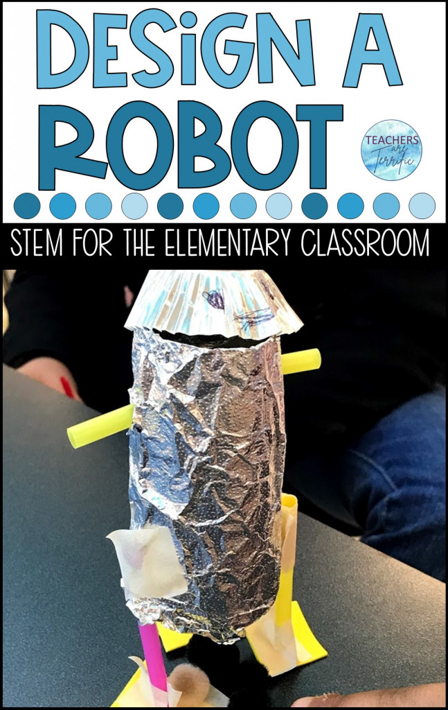 Let's build a robot model that has a purpose that students or their parents might need! This is the perfect STEM Challenge to try after reading The Wild Robot or The Bot That Scott Built. Reading and a STEM Challenge is a win-win!