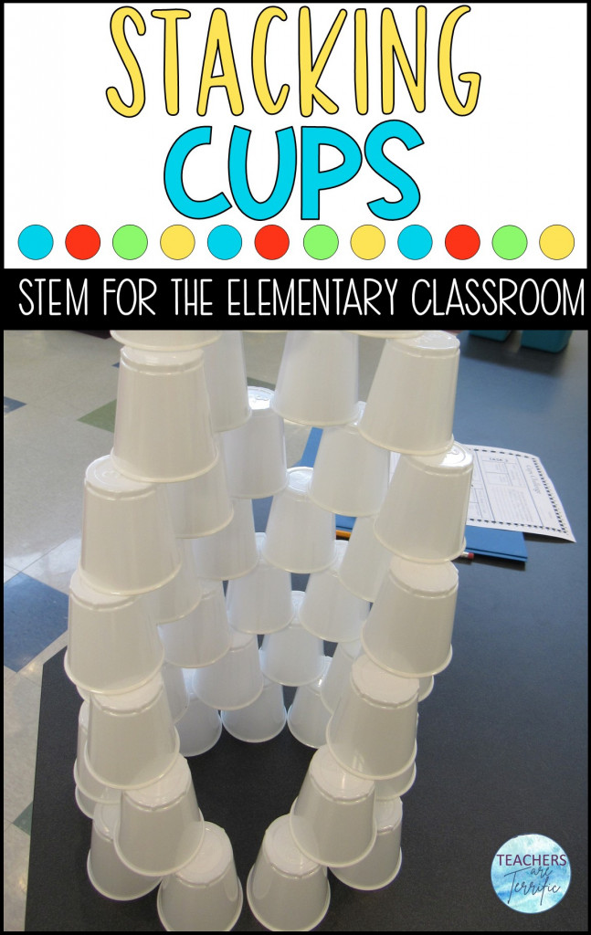 How tall can you stack 100 cups? Can you calculate the mean, median, mode, and range with your data? This is a perfect and fun challenge to practice these math skills and increase the level of teamwork with your students.